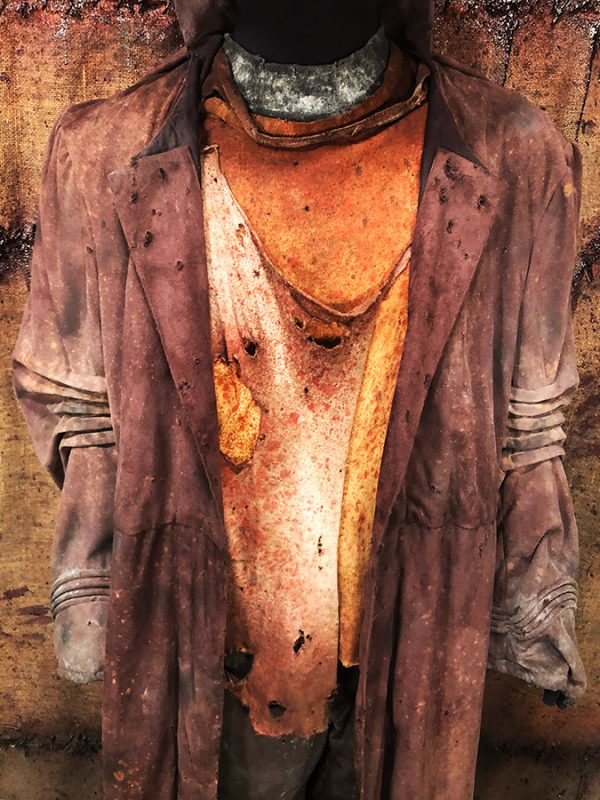 Creeper Twenty-Three Costume