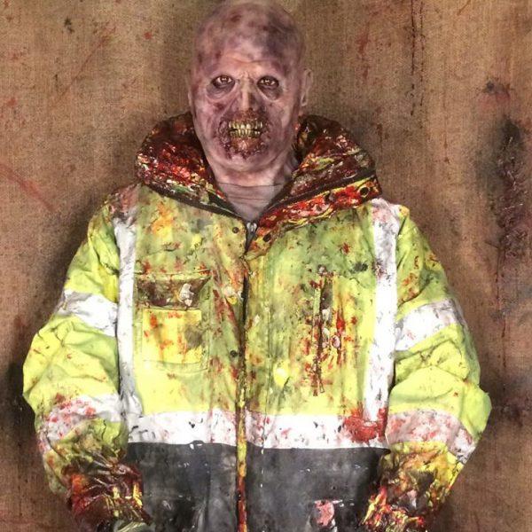 Zombie Fireman