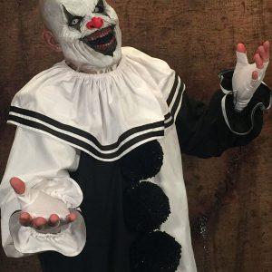4 Square the Clown