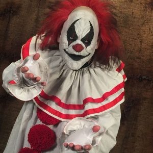Crimson the Clown