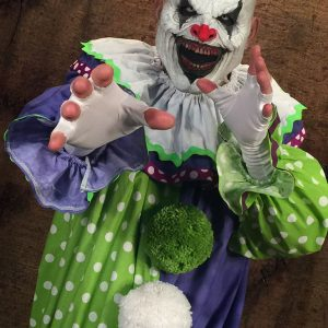Greenplum the Clown