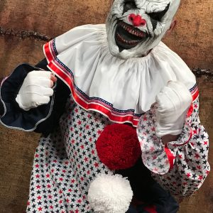 Dark Creations ATX Spangles Clown