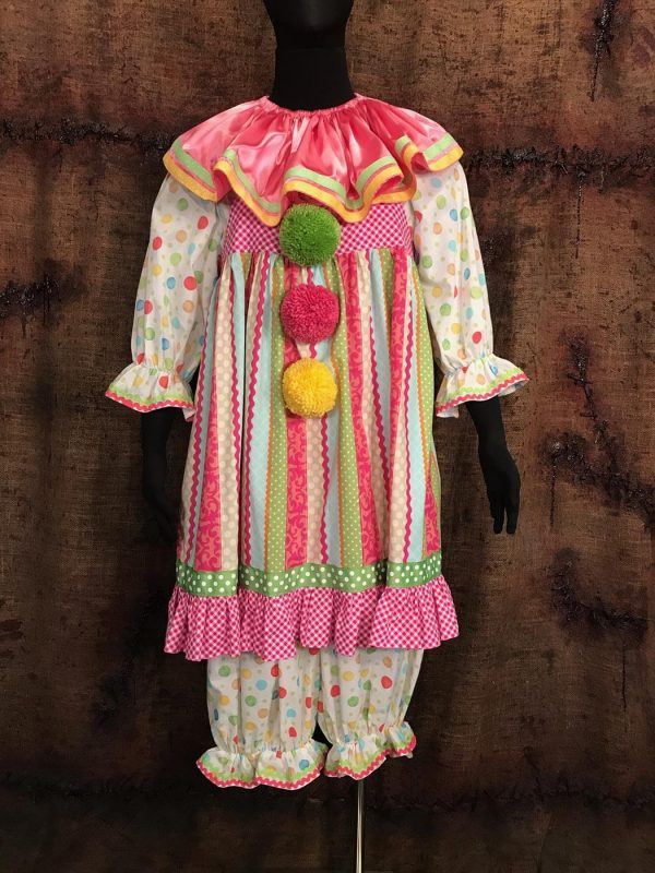 Dotty & Knotty Crazy Clown Costumes