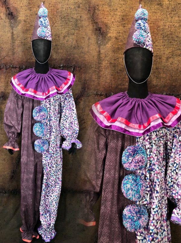 Dark Creations ATX Clown Costume