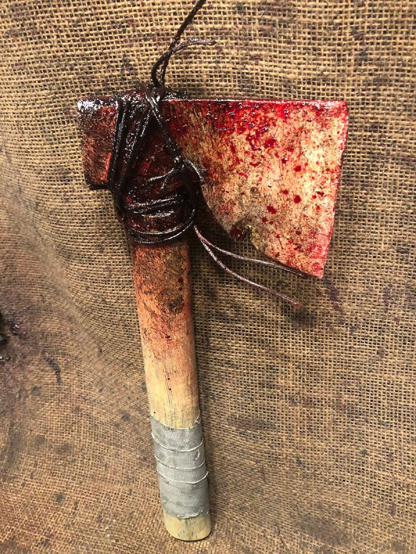 Hatchet Distressed