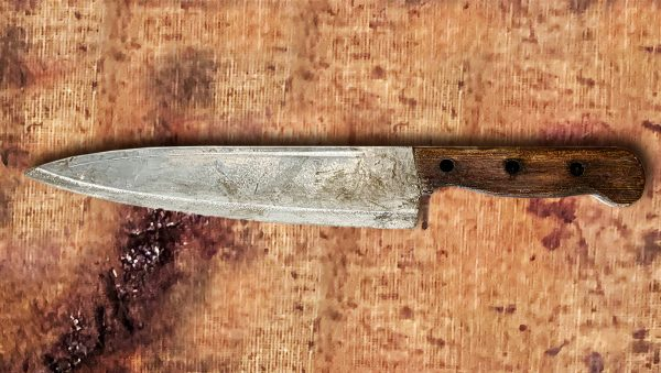 Butcher Knife Prop